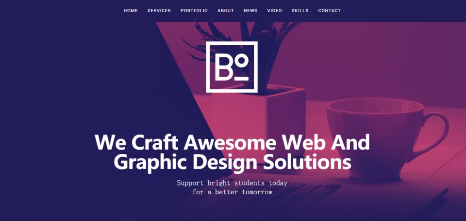 推荐一些顶尖响应式HTML5网页模板帮你快速完成网页设计