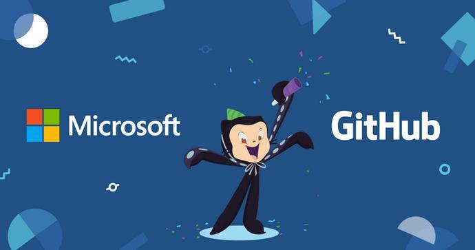 微软收购 GitHub:多年后大家会明白,这是一次伟大的收购!