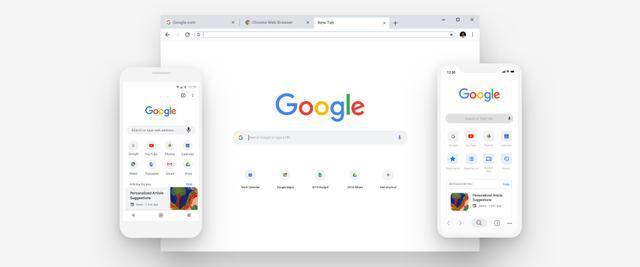 "Chrome浏览器界面很""难看"",但或将一统天下"