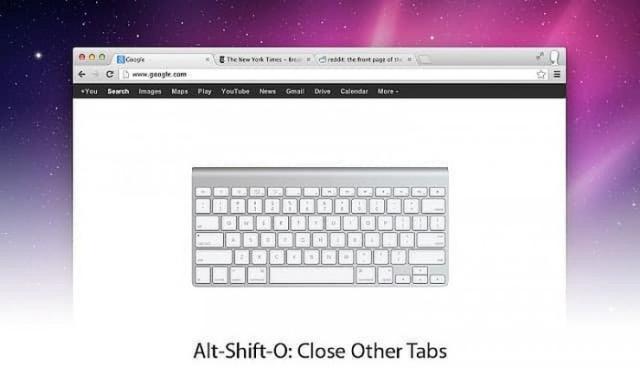 """新版Chrome浏览器扩展可实现""""关闭其他标签页""""功能"""
