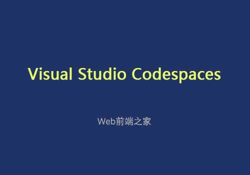 Microsoft对开发人员:告别基于云的开发环境Visual Studio Codespaces