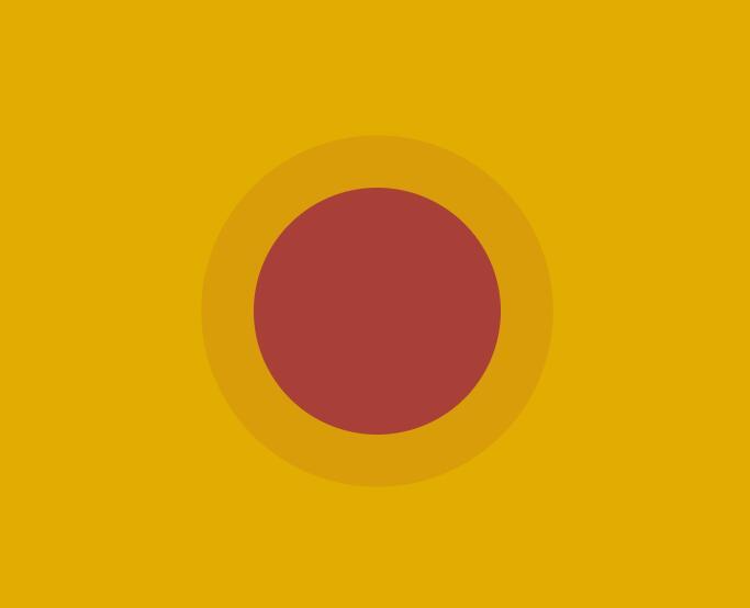 CSS3动画:圆形脉冲动画