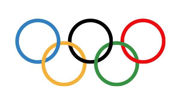 CSS3应用:画个东京奥运会五环图形效果